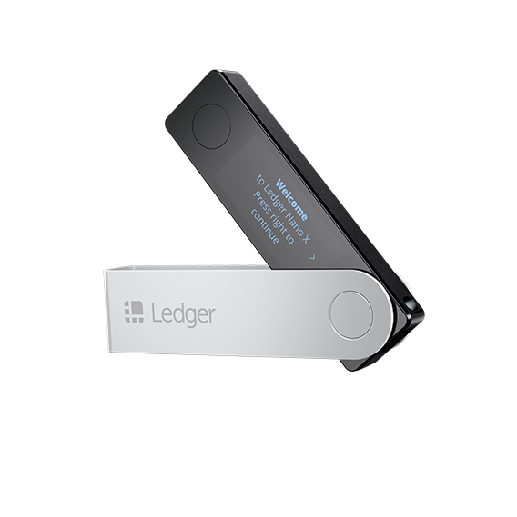 Ledger Nano X Hardwallet