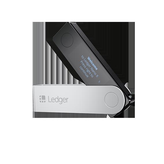 Ledger Nano X Hardwallet
